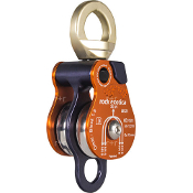"Rock Exotica OMNI-BLOCK 1.5"" Double Swivel Pulley"