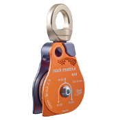 "Rock Exotica OMNI-BLOCK 2.0"" Single Swivel Pulley"